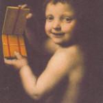 Poiss trikimänguga.